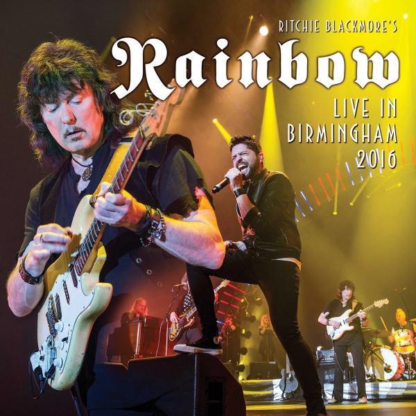 Rainbow - Live In Birmingham 2016 (3 Lp, Colour)