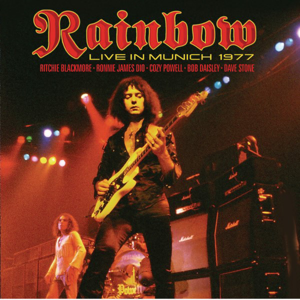 Rainbow Rainbow - Live In Munich 1977 (2 Lp, Colour) magnum live in concert