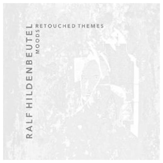Ralf Hildenbeutel - Moods. Retouched Themes