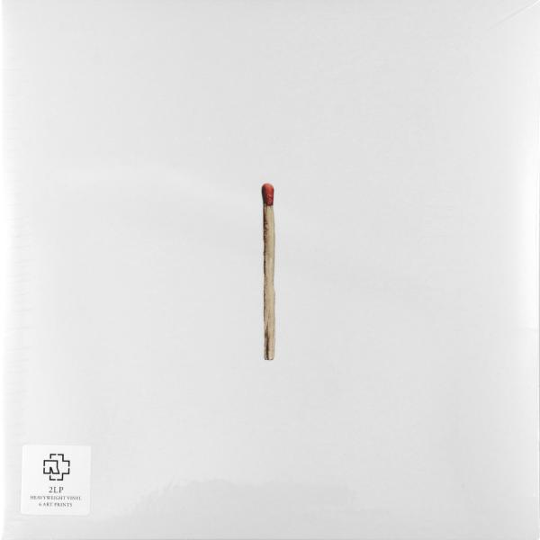 Rammstein Rammstein - Rammstein (2 LP) (уценённый Товар)