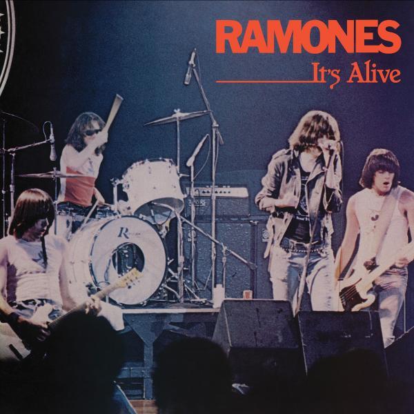 цена на Ramones Ramones - It's Alive (colour, 2 LP)