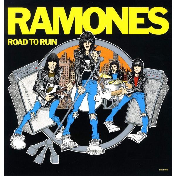Ramones Ramones - Road To Ruin (180 Gr, Remastered) ramones