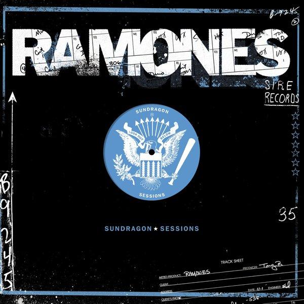Ramones Ramones - Sundragon Sessions свитшот print bar ramones