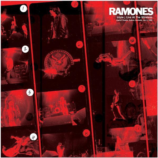 Ramones - Triple J Live At The Wireless Capitol Theatre, Sydney, Australia, July 8, 1980 (limited, 180 Gr)