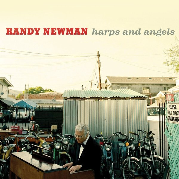 Randy Newman Randy Newman - Harps And Angels newman w16 12v