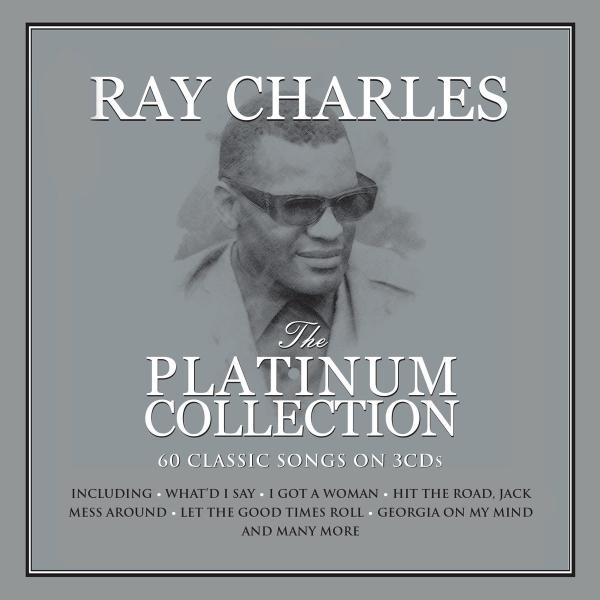 Ray Charles - The Platinum Collection (180 Gr, 3 Lp, Colour)