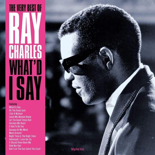 Ray Charles Ray Charles - What'd I Say (colour) сумка charles