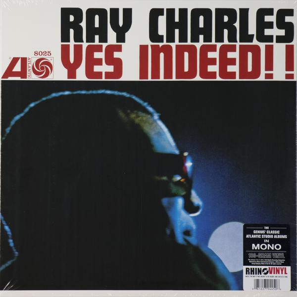 Ray Charles - Yes Indeed! (180 Gr)