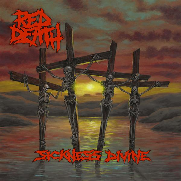 Фото - Red Death Red Death - Sickness Divine (180 Gr) death cab for cutie death cab for cutie thank you for today 180 gr