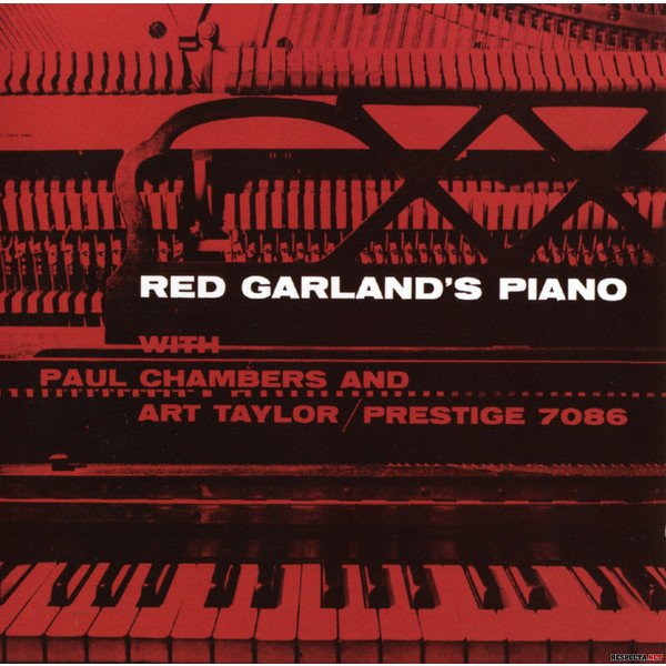 Red Garland Red Garland - Red Garland's Piano yison hp163 red