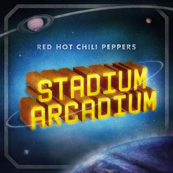 Red Hot Chili Peppers Red Hot Chili Peppers - Stadium Arcadium (4 LP)