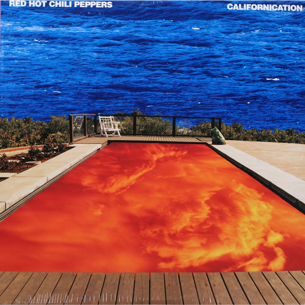 Red Hot Chili Peppers Red Hot Chili Peppers - Californication цена и фото