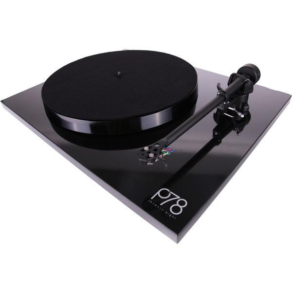Виниловый проигрыватель Rega Planar 78 Black