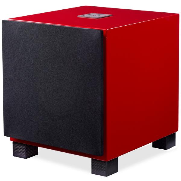Активный сабвуфер REL T9i Piano Red Ltd. Edition
