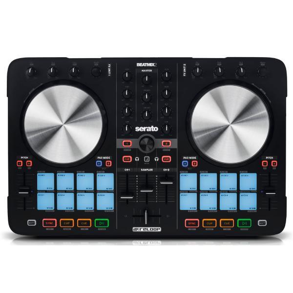 DJ контроллер Reloop Beatmix 2 MKII
