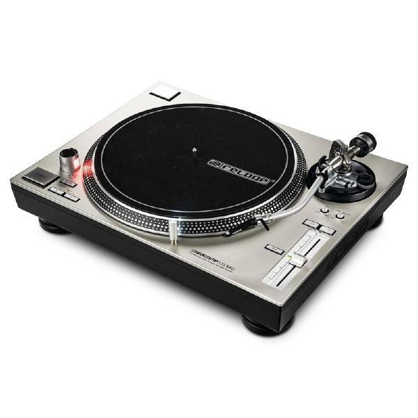 DJ виниловый проигрыватель Reloop RP-7000 MK2 Silver