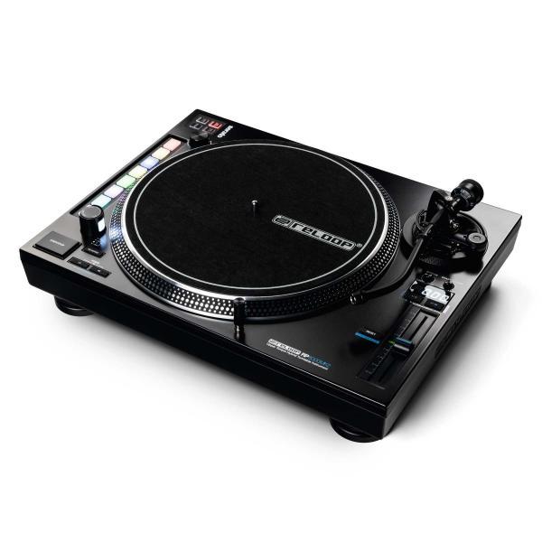 DJ виниловый проигрыватель Reloop RP-8000 MK2 Black