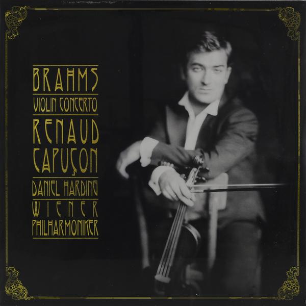 Brahms BrahmsRenaud Capucon - : Violin Concerto (180 Gr) brahms brahmsitzhak perlman violin concerto