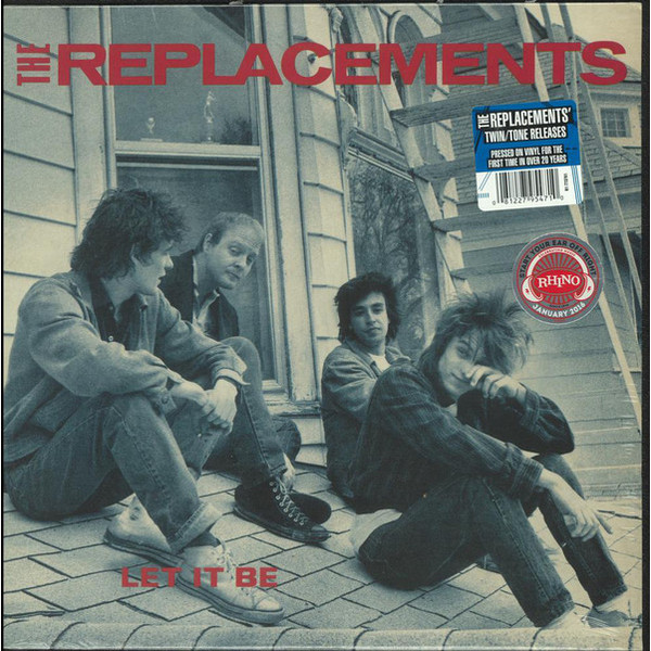 Replacements Replacements - Let It Be rauf kuliyev let it be so a