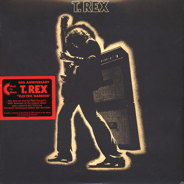 T. Rex T. Rex - Electric Warrior (2 LP) bunbury bunbury gran rex 3 lp 2 cd dvd