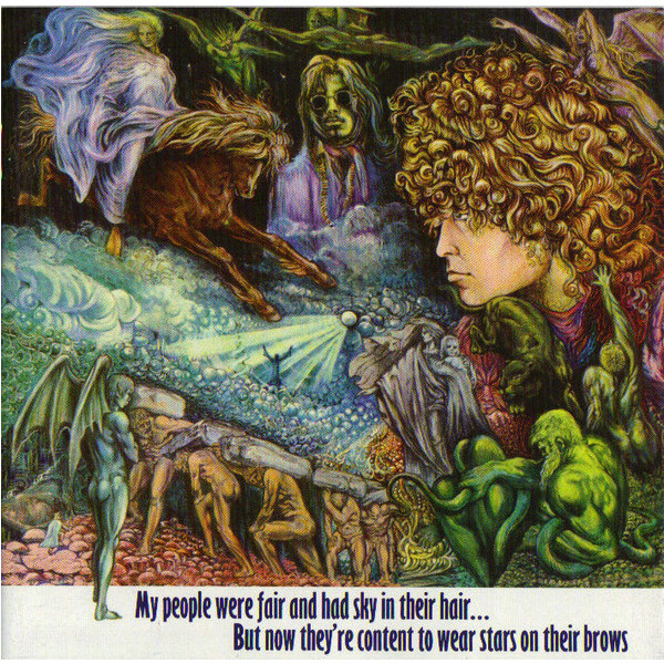 цена на T. Rex T. Rex - My People Were Fair (2 LP)