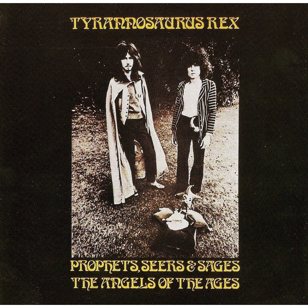 T. Rex T. Rex - Prophets, Seers And Sages… (2 LP) t rex t rex a beard of stars 2 lp