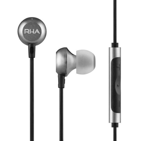 Внутриканальные наушники RHA MA650a Silver наушники внутриканальные rha s500