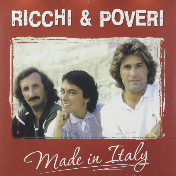 Ricchi Poveri Ricchi Poveri - Made In Italy free shipping new 4 strings electric bass guitar pickup in black made in china wk 11