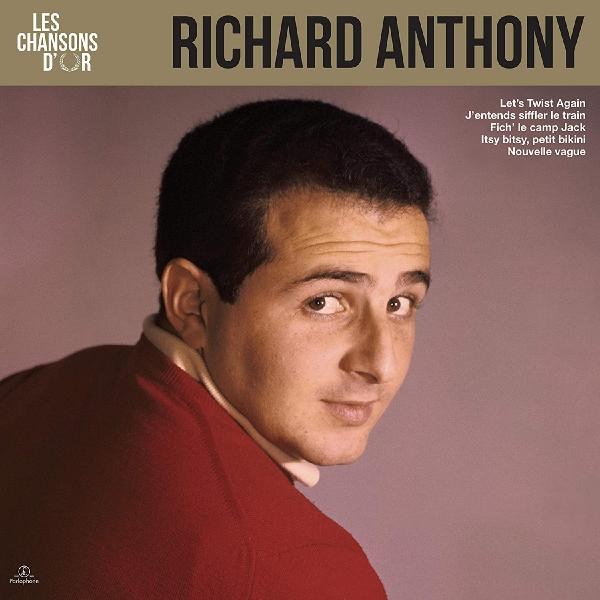 Richard Anthony - Les Chansons Dor