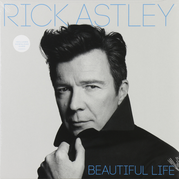 Rick Astley Rick Astley - Beautiful Life 3d design vintage world trip passport cover id credit card bag pvc leather passport holder 14 9 6cm