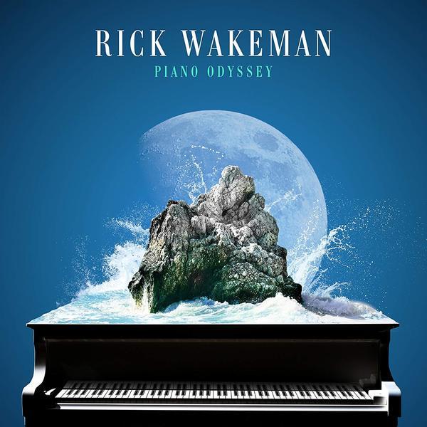 Rick Wakeman - Piano Odyssey (2 Lp, 180 Gr)