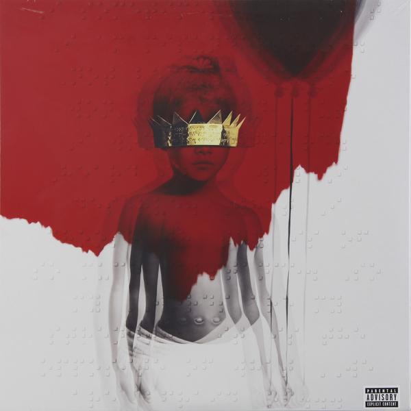 Rihanna Rihanna - Anti (2 LP) rihanna rihanna a girl like me 2 lp
