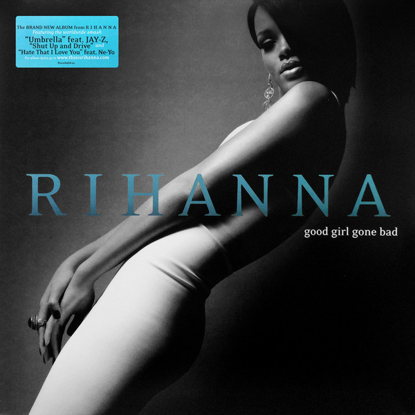 Rihanna Rihanna - Good Girl Gone Bad (2 LP) by kilian good girl gone bad travel set