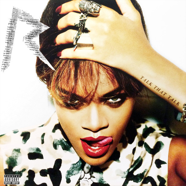 Rihanna Rihanna - Talk That Talk christmas fairy talk mix up
