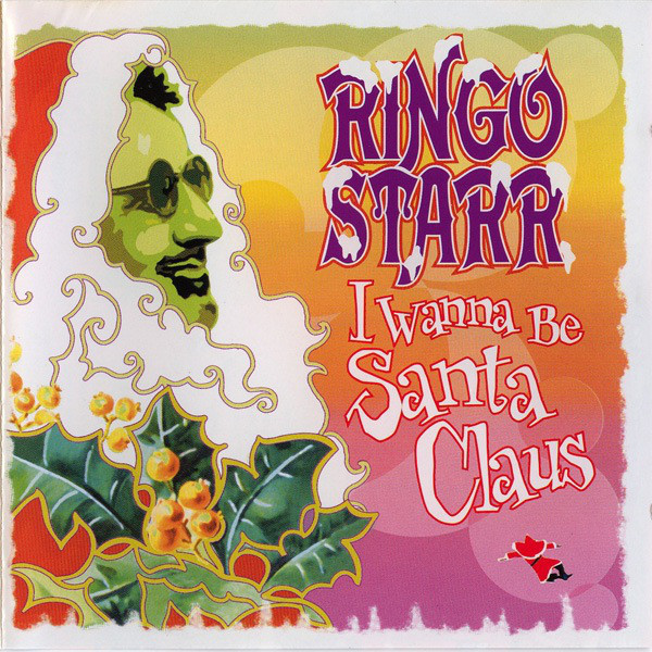 Ringo Starr Ringo Starr - I Wanna Be Santa Claus single sale band figure john winston lennon paul mccartney george harrison ringo starr building blocks models toys