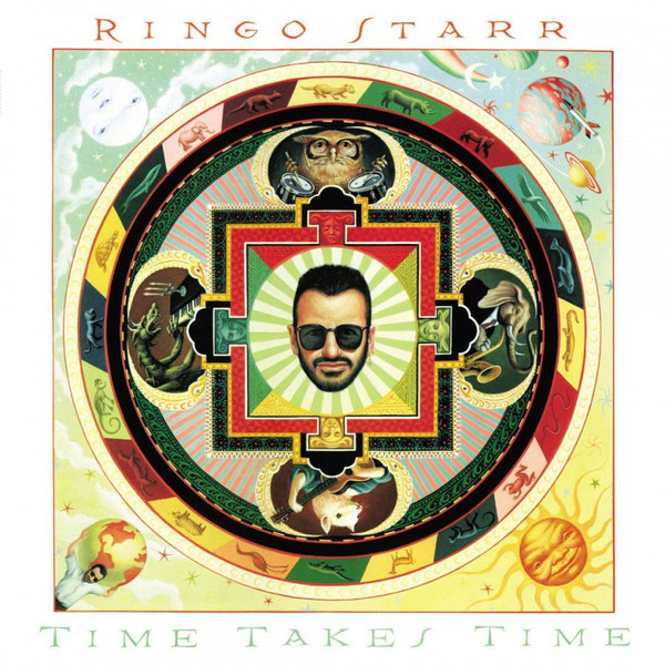 лучшая цена Ringo Starr Ringo Starr - Time Takes Time (180 Gr)