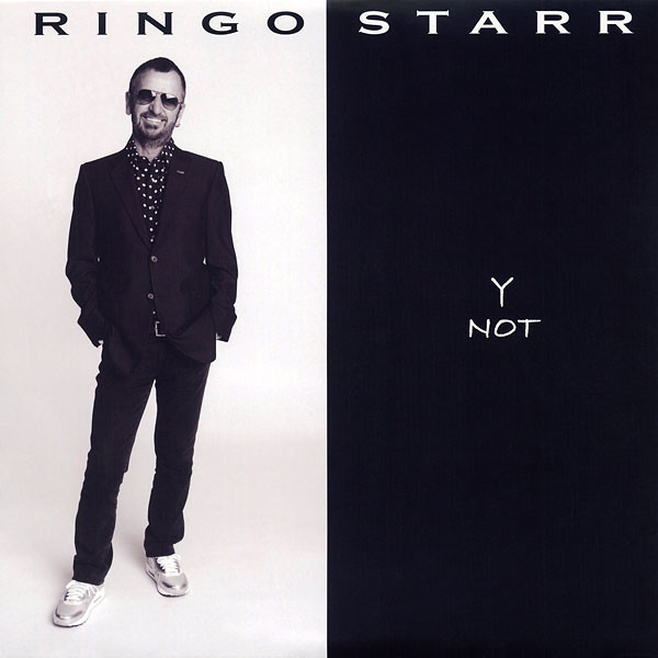 Ringo Starr Ringo Starr - Y Not ringo starr ringo starr y not
