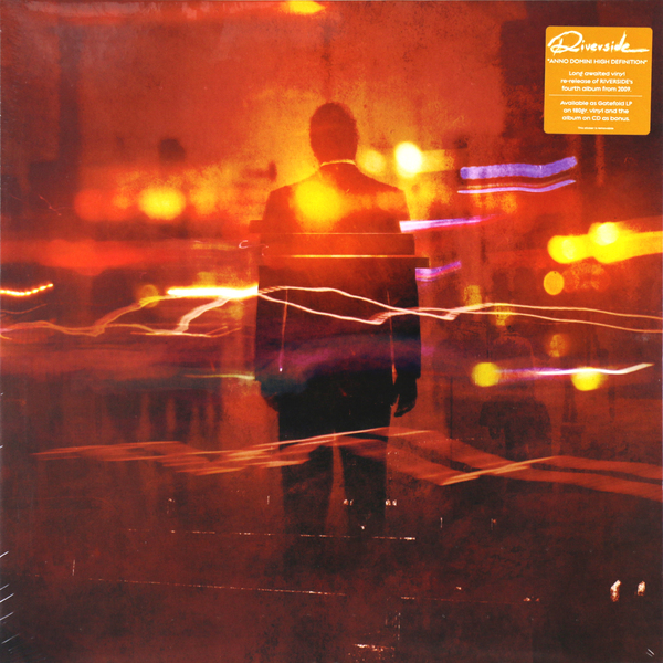 Riverside Riverside - Anno Domini High Definition (lp+cd) 8 inch high definition lcd flat neiping he080la 01d