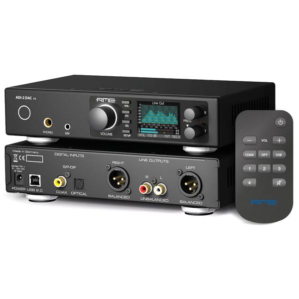 Внешний ЦАП RME ADI-2 DAC yulong audio daart canary ess9018mk2 xmos dsd256 pcm384khz coaxial optical usb dac desktop headphone amplifier