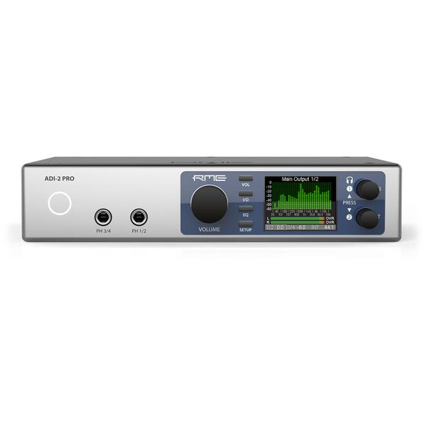 Контроллер/Аудиопроцессор RME Аудиоконвертер ADI-2 PRO джинсы мужские tom tailor denim цвет голубой 6204155 00 12 1062 размер 33 34 48 50 34