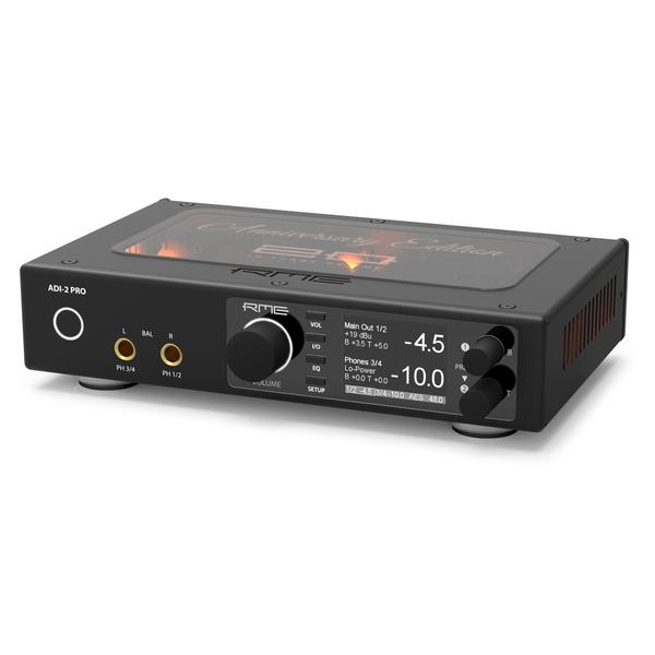 Контроллер/Аудиопроцессор RME Аудиоконвертер ADI-2 PRO Anniversary Edition контроллер аудиопроцессор rme аудиоконвертер adi 2 pro