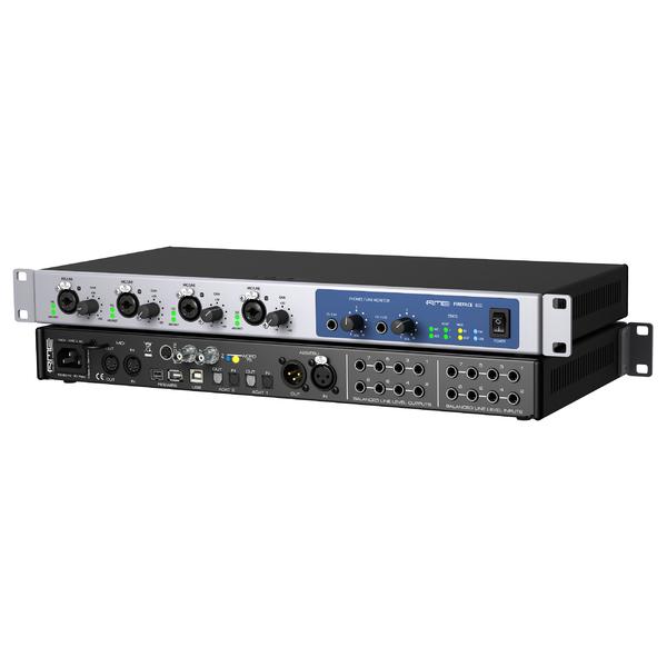 Внешняя студийная звуковая карта RME, Fireface 802  - купить со скидкой