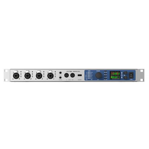 Внешняя студийная звуковая карта RME Fireface UFX+ внешняя студийная звуковая карта behringer fca1616