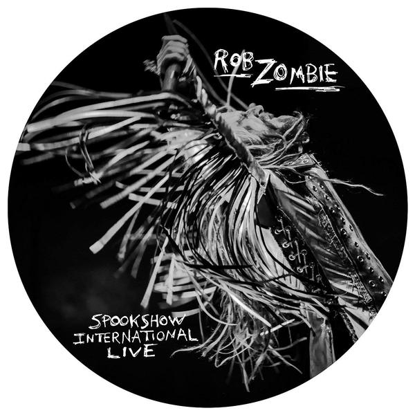 Rob Zombie Rob Zombie - Spookshow International Live (2 LP) роб зомби rob zombie the sinister urge lp