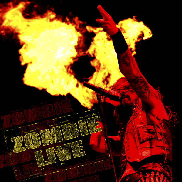 Rob Zombie Rob Zombie - Zombie Live (2 LP) delicate solid color glazed t shaped cuff bracelet for women