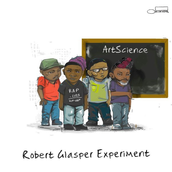 Robert Glasper Robert Glasper - Artscience (2 LP) miles davis robert glasper miles davis robert glasper everything s beautiful