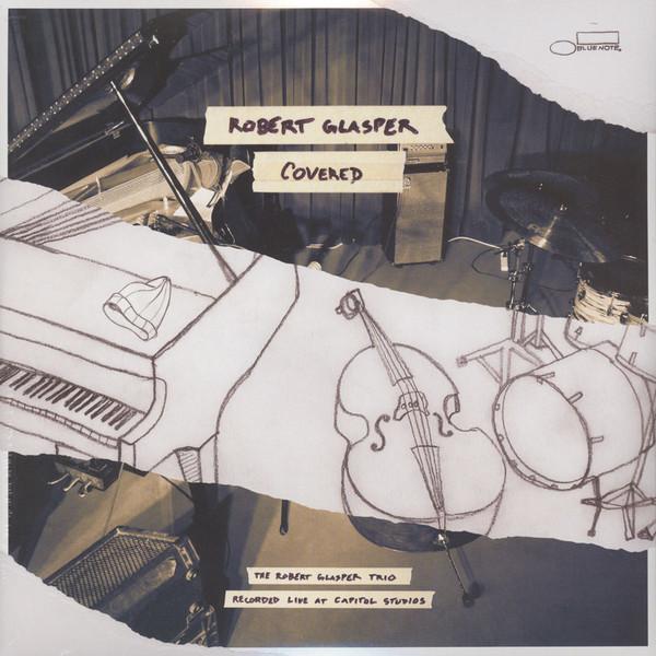 Robert Glasper Robert Glasper - Covered (2 LP) miles davis robert glasper miles davis robert glasper everything s beautiful