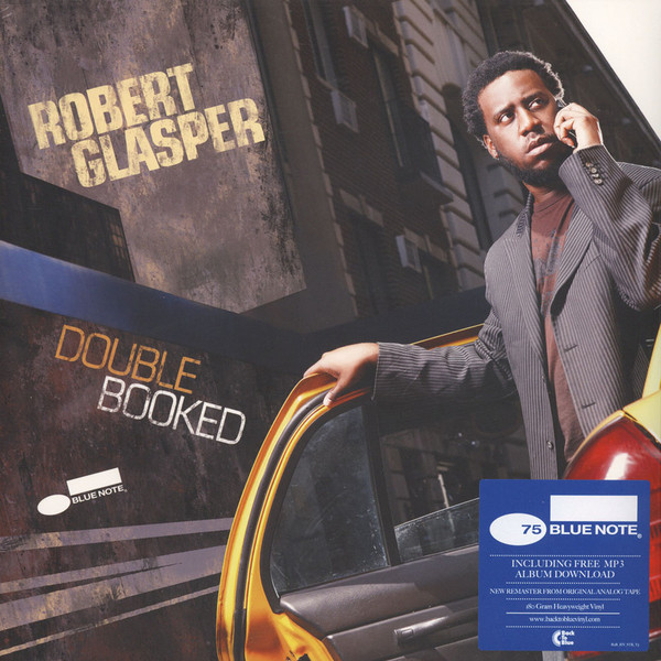 Robert Glasper Robert Glasper - Double Booked (2 LP) miles davis robert glasper miles davis robert glasper everything s beautiful