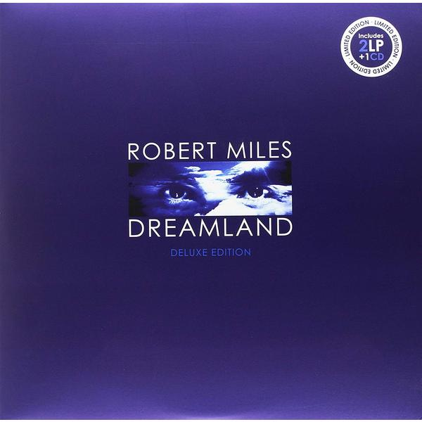 Robert Miles Robert Miles - Dreamland (2 Lp+cd) the robert cray band robert cray band nothin but love lp