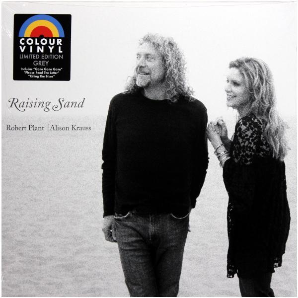 Robert Plant Alison Kraus - Raising Sand (limited, Colour, 2 LP)